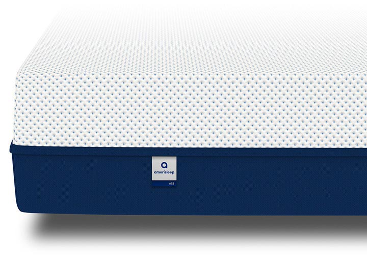 Amerisleep AS3 Mattress Review close up of bed
