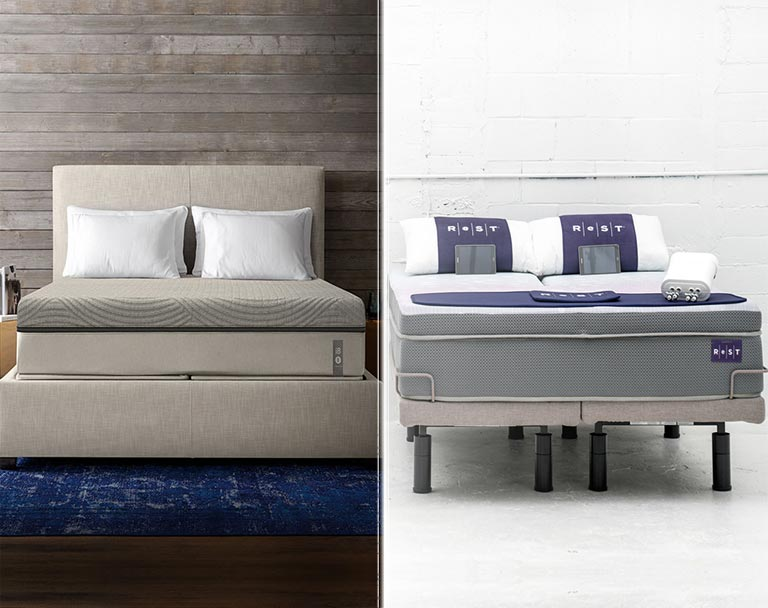 Sleep Number vs ReST Performance Mattress Comparison