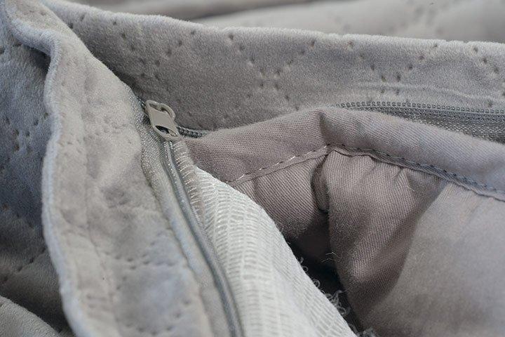 Blanquil Close Up Zipper