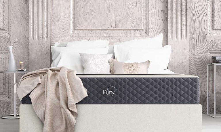 Puffy Lux Best Mattress for Side Sleepers