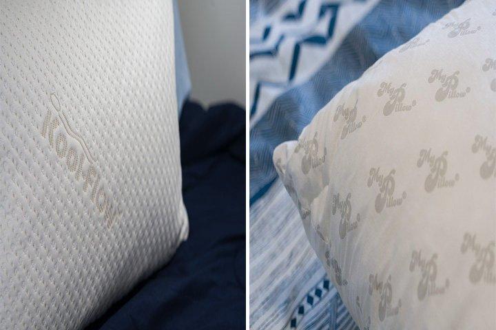 MyPillow vs. Snuggle-Pedic Pillow Review
