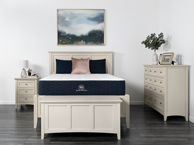 Brooklyn Bedding mattress review - image of bed