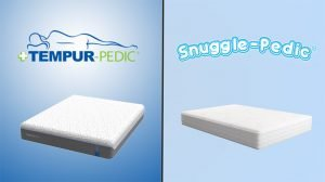 Tempur-Pedic vs. Snuggle-Pedic